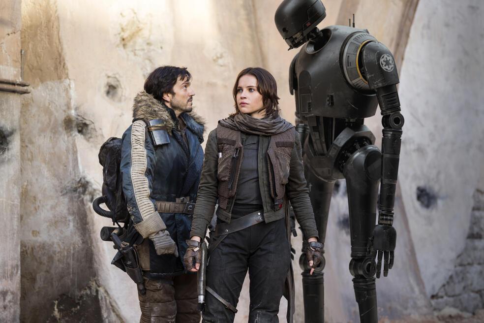 Rogue One: A Star Wars Story Besetzung